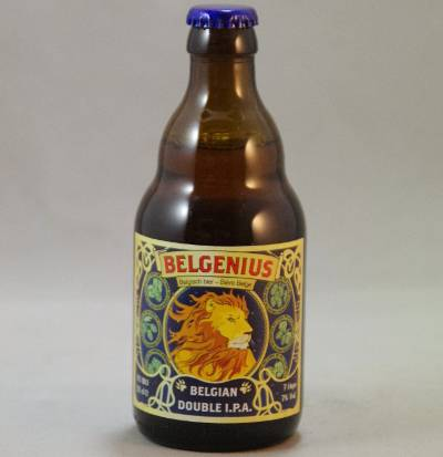 Belgenius Double IPA