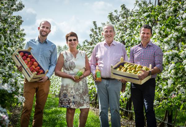 Start verkoop Fruit Vanhellemont in Tienen