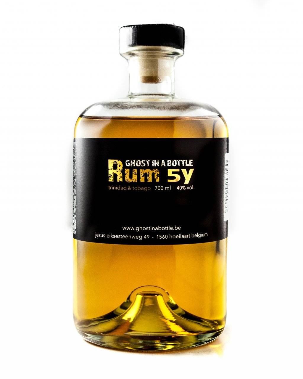 Ghost in a bottle rum 5Y