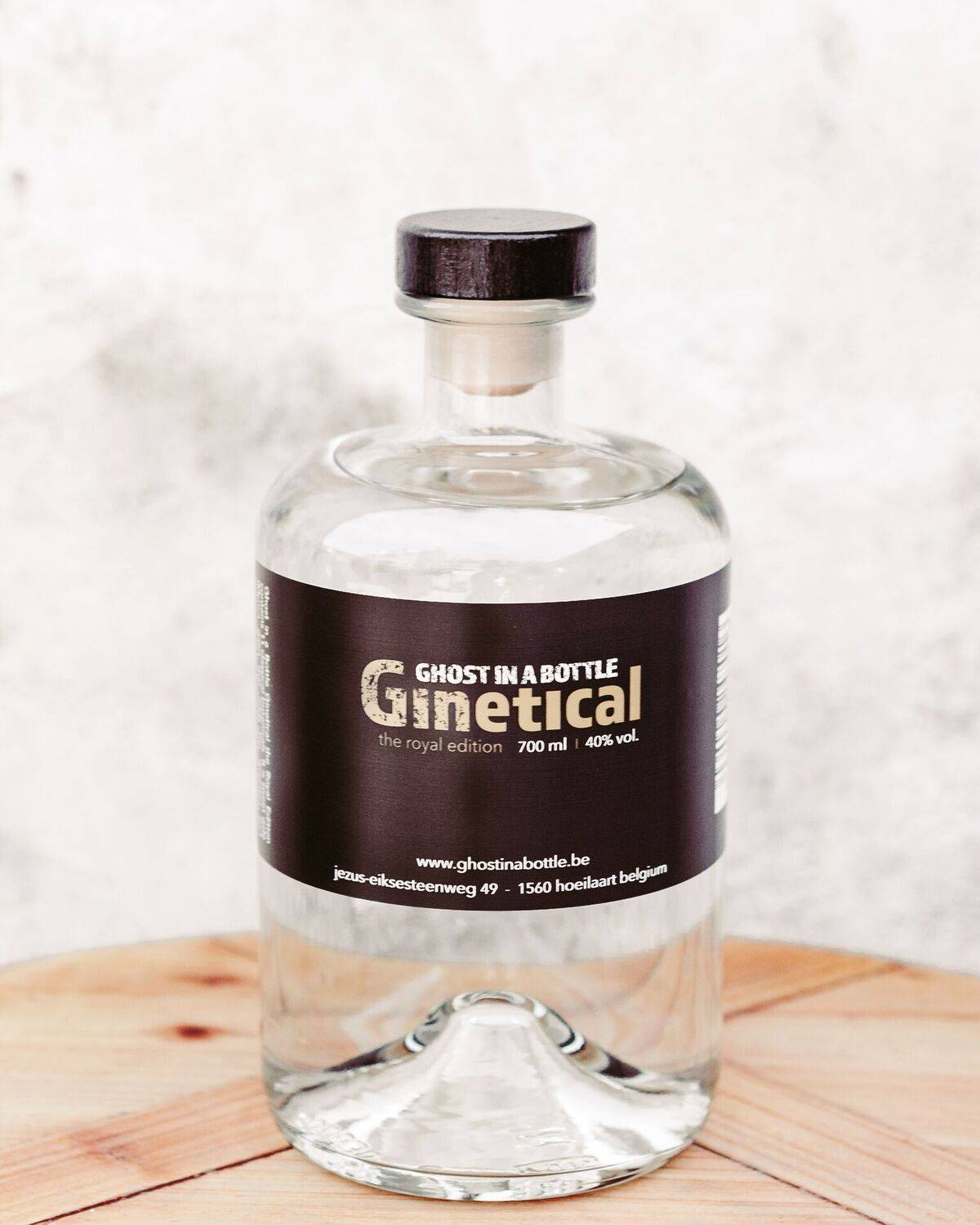 Ginetical - The Royal Edition