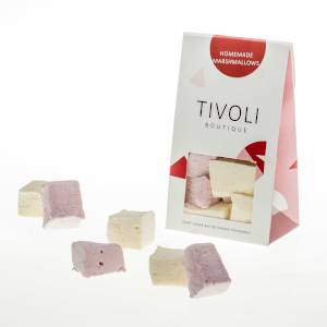 Homemade marshmellows Tivoli Boutique