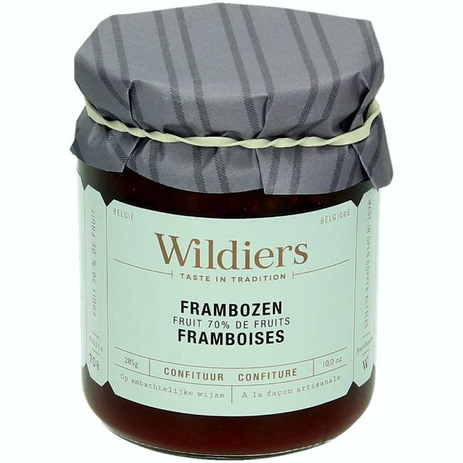 Wildiers Confituren 70% fruit