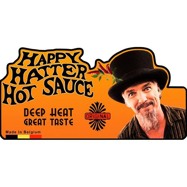 Happy Hatter Hot Sauce - Aarschot
