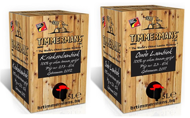 Bag-In-Box van Timmermans
